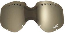 ЛинзаОчки горнолыжные<br>Модель 603.<br>Линза для горнолыжных масок.<br>Светопропускаемость: 15-20%