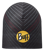 ШапкаАксессуары Buff ®<br>Спортивные двусторонняя шапка BUFF, выполненная из 100%&amp;nbsp;&amp;nbsp;двухслойной микрофибры. Прекрасно дышит и контролирует влагоотведение. Антибактериальная обработка Polygiene препятствует образованию неприятных запахов.