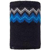 Шарф Buff KNITTED & POLAR NECKWARMER DANKE BLACK