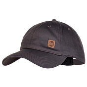 Кепка Buff Baseball Cap Solid Grey Pewter