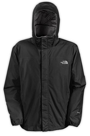 Купить Куртка туристическая THE NORTH FACE 2012 T0AR9T M RESOLVE JACKET (Black) черный Одежда 809862