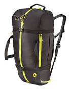 Чехол для веревки Salewa Climbing Ropebag XL black/ citro