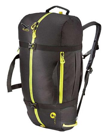 Купить Чехол для веревки Salewa Climbing Ropebag XL black/ citro, Сумки веревки, 905136