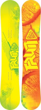 Купить Сноуборд Black Fire 2013-14 Fruit lemon доски 917613