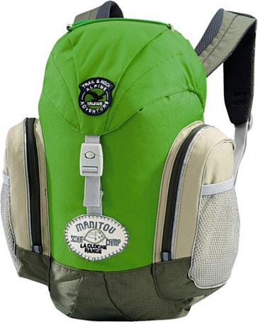 Купить Рюкзак Salewa Kiddy II apple/ green (зеленый) Рюкзаки туристические 734967