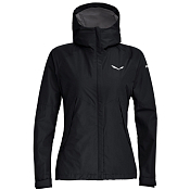 Куртка для активного отдыха Salewa 2019 Puez  ptx 2L w jkt Black Out