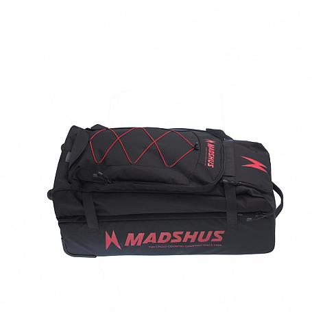 Купить Сумка на колесах MADSHUS 2014-15 BELTS & STRAPS TRAVEL BAG, Сумки колесах, 1127225