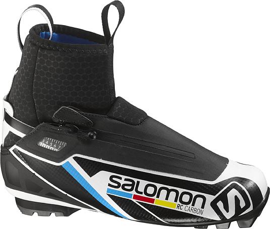 Купить Лыжные ботинки SALOMON 2015-16 RC CARBON 1195730