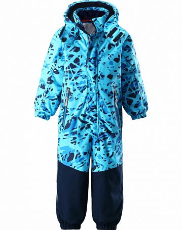 Купить Комбинезон горнолыжный Reima 2016-17 CUP СИНИЙ Детская одежда 1274357