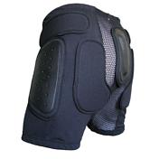 Защитные шортыЗащита<br>Защитные шорты с комбинированными накладками толщиной от 8 до 12 мм. Сочетают в себе различные по плотности и воздухопроницаемости эластичные сетки, и систему вентиляции спейсер. Мягкие накладки поглощают энергию удара, что позволят избежать неприятных травм и ушибов, а жёсткое покрытие распределяет локальную нагрузку &amp;#40;например от острого камня или кромки рейла&amp;#41; на всю накладку.<br>Размер - 2XL &amp;#40;54&amp;#41;<br><br>Пол: Унисекс<br>Возраст: Взрослый