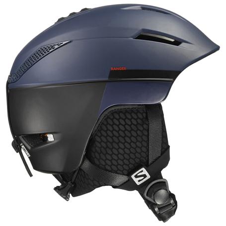 Купить Зимний Шлем SALOMON 2016-17 HELMET RANGER Navy/BLACK Шлемы для горных лыж/сноубордов 1287394