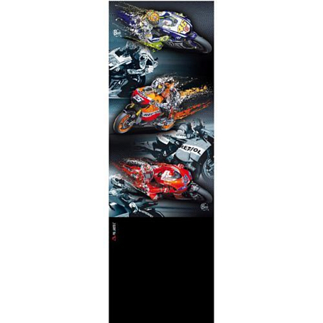 Купить Бандана BUFF TUBULAR POLAR MOTO GP LAGUNA SECA BLACK Банданы и шарфы Buff ® 722093