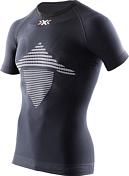 Футболка X-bionic 2016-17 Man Energizer Mk2 Light UW Shirt Short SL B119 / Черный