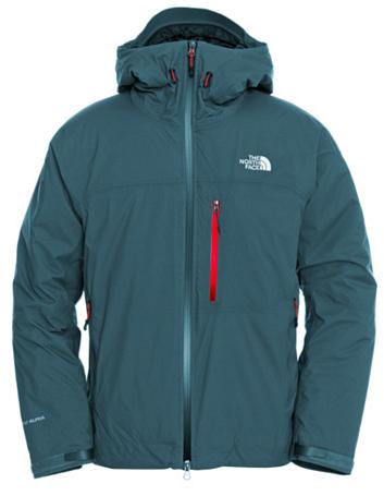Купить Куртка туристическая THE NORTH FACE 2012-13 Summit M MAKALU INSULATED JACKET (CONQUER BLUE) синий Одежда 851179