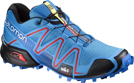 Купить Беговые кроссовки для XC SALOMON 2016 SPEEDCROSS 3 BL/BL/RADIANT.R Кроссовки бега 1242182