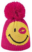 ШапкаГоловные уборы<br>Вязанная шапка с подкладкой из микрофибры, поддерживающая веселое настроениеСостав: 100% акрил <br><br>Пол: Унисекс<br>Возраст: Взрослый<br>Вид: шапка