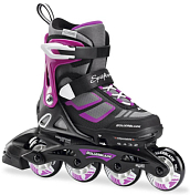 Роликовые коньки Rollerblade Spitfire G Black/Purple