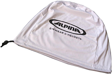 Чехол для шлема Alpina 2020-21 Helmet-bag Alpina White