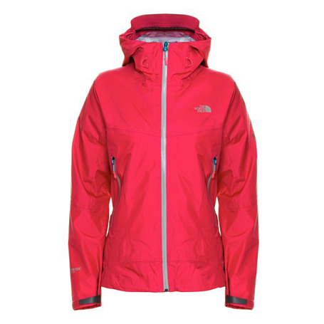 Куртка туристическая THE NORTH FACE 2012-13 Summit W ALPINE PROJECT JACKET (BARBERRY PINK) розовый