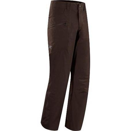 Купить Брюки туристические Arcteryx 2014 Traverse Perimeter Pant Mens Black Clay Одежда туристическая 1075505