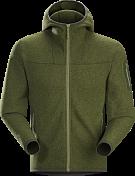 Куртка туристическая Arcteryx 2015-16 Covert Hoody Mens Anaconda Anaconda / Зеленый