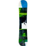 Сноуборд TRANS 2015-16 FE rocker green