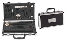 Набор инструментов для велосипедаВелоинструменты<br>Металлический кейс с инструментами для Shimano.<br>-BTL-05 NAUTILUS II.<br>-BTL-51 CHAINCHECKER.<br>-BTL-32L BOLDGRIP.<br>-BTL-37 EASYLIFT.<br>-BTL-28THREESTAR.<br>-BTL-28T TORXSTAR.<br>-BTL-15TURNERII.<br>-BTL-11 TURNTABLE.<br>-BTL-38 ULTRAGRIP.<br>-BTL-12S LOCKOUT. <br>-BTL-13 HEXAGON 10мм.<br><br>Пол: Унисекс