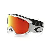 Очки горнолыжные Oakley O2 XM MATTE WHITE/FIRE IRIDIUM/