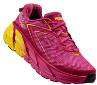 Беговые кроссовки Hoka 2017 W CLIFTON 3 VIRTUAL PINK / NEON FUCHSIA