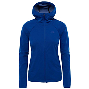 Куртка для активного отдыха THE NORTH FACE 2018 W INLUX SOFTSHL HD  SODALITE BLUE