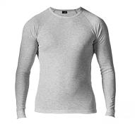 Комплект (футболка дл.рук. + брюки) MAIER 2014-15 Underwear 390020 silver melange (серый)