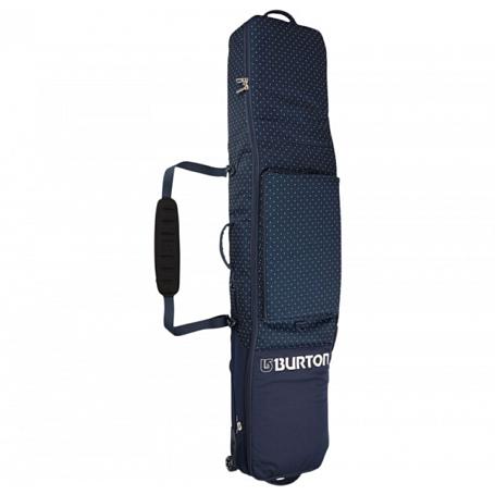 Купить Чехол для сноуборда BURTON 2014-15 WHEELIE GIG BAG 156 ECLIPSE POLKA DOT / Чехлы 1153714