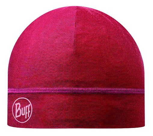 Купить Шапка BUFF MICROFIBER 1 LAYER HAT SOLID RED Банданы и шарфы Buff ® 1169177
