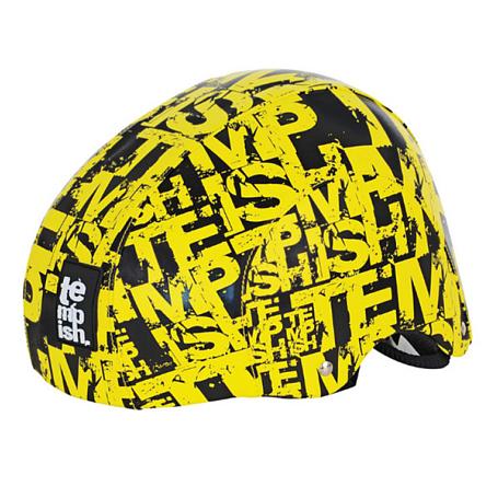 Купить Летний шлем TEMPISH CRACK C yellow Шлемы велосипедные 1254552