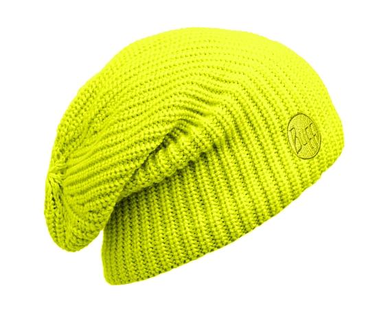 Купить Шапка BUFF KNITTED HATS DRIP YELLOW FLUOR Банданы и шарфы Buff ® 1169429