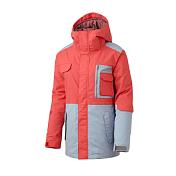 Куртка сноубордическая ROMP 2015-16 50:50 Grind Classic Jacket Pink Gray
