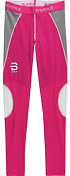 Кальсоны Bjorn Daehlie 2019-20 Training Tech Pants Jr Bright Rose