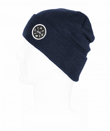 Шапка Jones 2015-16 SHANGRI-LA BEANIE NAVY