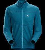 Куртка туристическая Arcteryx Mountain Essentials Delta LT ThaloBlue