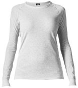 Комплект (футболка дл.рук. + брюки) MAIER 2014-15 Underwear 390117 white (белый)