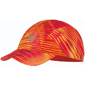 Кепка Buff Pro Run Cap Patterned R-Zetta Coral Pink
