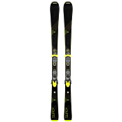 Горные лыжи с креплениями HEAD 2019-20 Super Joy + Joy 11 GW SLR Brake 78 [H] Black/Neon Yellow