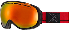 Очки горнолыжные CEBE 2018-19 FEEL'IN Mat Black Red Orange Flash Fire Cat.2