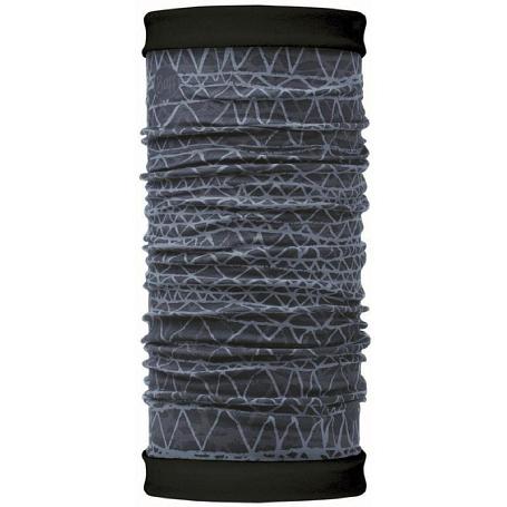 Купить Бандана BUFF REVERSIBLE POLAR REJECTED / BLACK Банданы и шарфы Buff ® 1079488