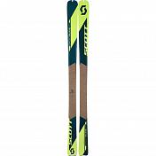 Горные лыжиГорные лыжи<br>Лыжи для скитура<br> <br> <br> Геометрия:<br> 118-80-104, 120-80-106<br> Радиус бокового выреза:<br> 16, 17<br> Ростовки:<br> 160, 170<br> -конструкция Sandwich Sidewall Elliptic Carbon/Cork<br> -прогиб Pro-Tip Rocker 320<br> -Skin Fixation System