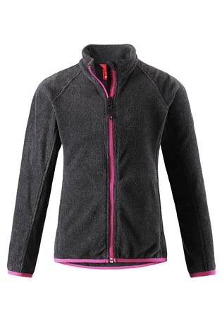 Купить Флис горнолыжный Reima 2017-18 Alagna Dark melange grey Детская одежда 1351794