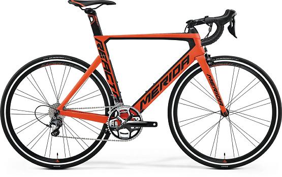 Купить Велосипед MERIDA Reacto 5000 2017 Matt Red/Black, Шоссейные, 1331257