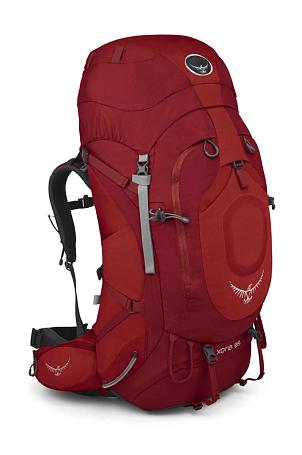 Купить Рюкзак туристический Osprey Xena 85 Ruby Red Рюкзаки туристические 1181552