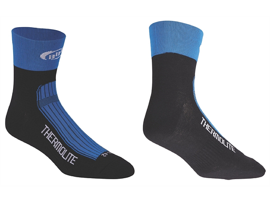 Носки BBB ThermoFeet blue (BSO-11)
