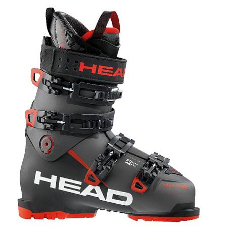 Купить Горнолыжные ботинки HEAD 2017-18 Vector EVO 110 anthracite/black-red Ботинки горнoлыжные 1365301